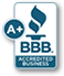 Logo for Better Business Bureau