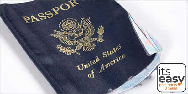 Replace Damaged Passport