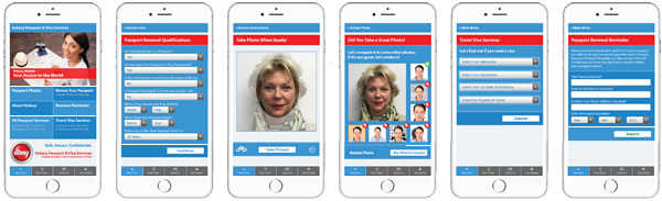 ItsEasy Passport & Photo App